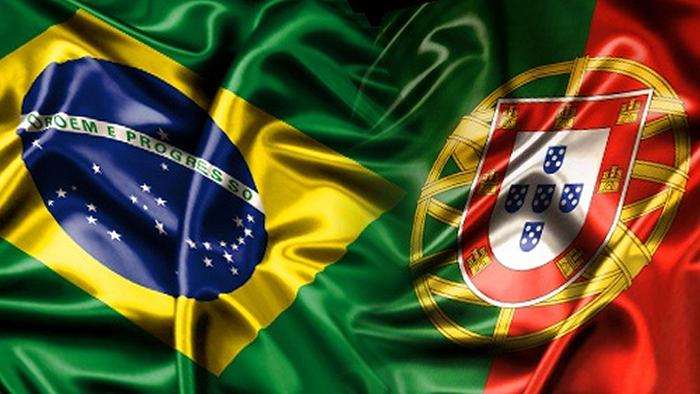 Brazil Brasil Portugal Bandeiras @ Savings4Freedom